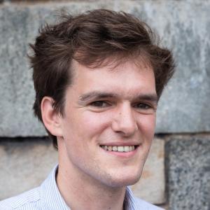 Portrait of Prof. Cédric Josz